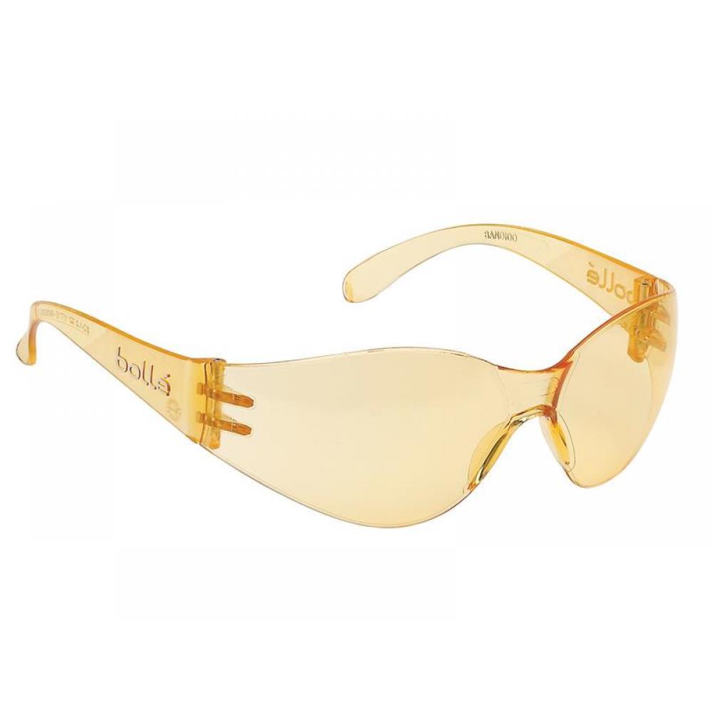 Bolle Safety BANDIDO Safety Glasses - Yellow BANPSJ