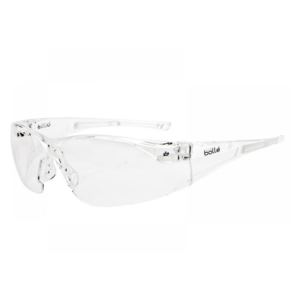 Bolle Safety RUSH Safety Glasses - Clear RUSHPSI