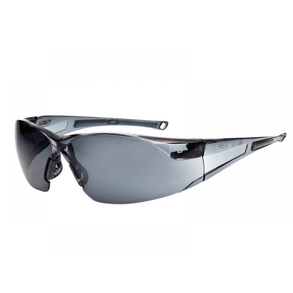 Bolle Safety RUSH Safety Glasses - Smoke RUSHPSF