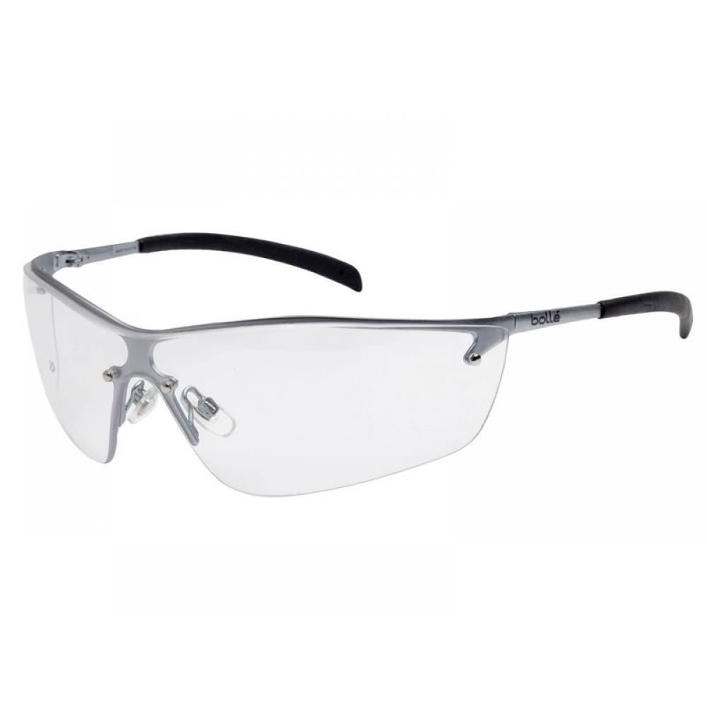 Bolle Safety SILIUM Safety Glasses - Clear SILPSI