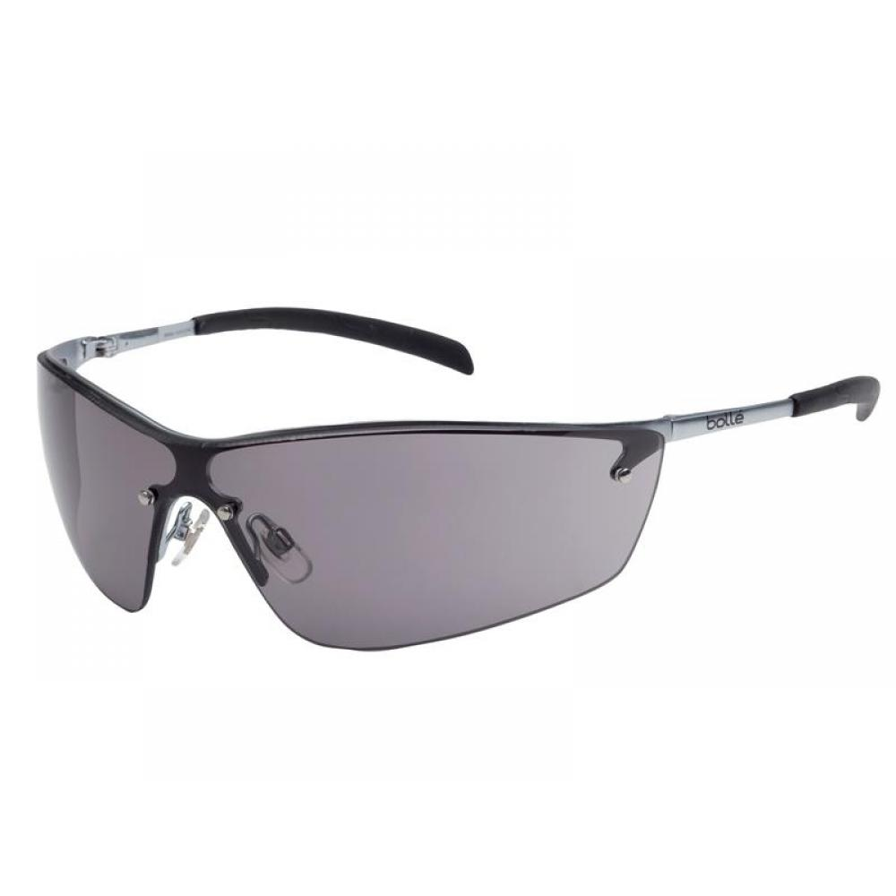 Bolle Safety SILIUM Safety Glasses - Smoke SILPSF