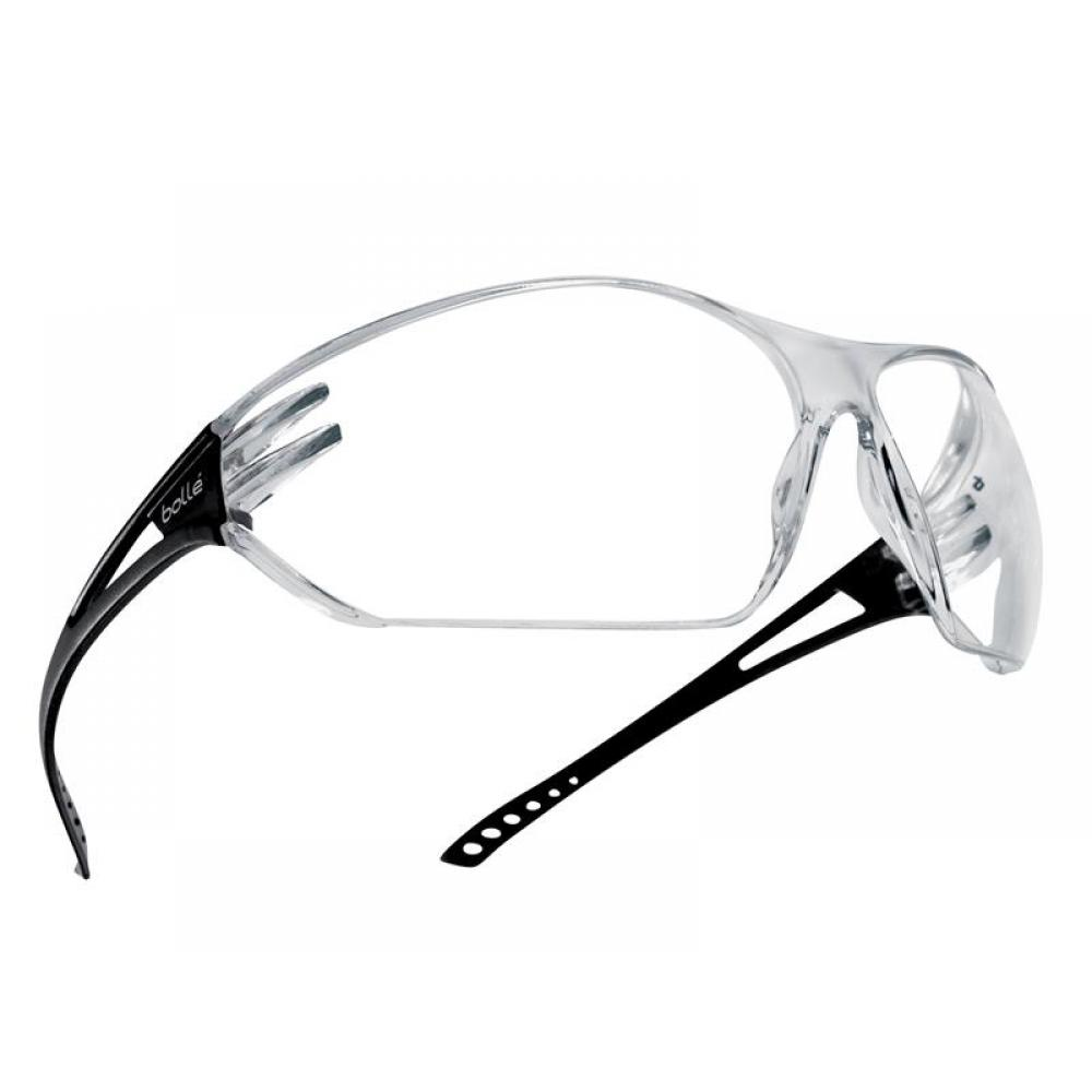 Bolle Safety SLAM Safety Glasses - Clear SLAPSI