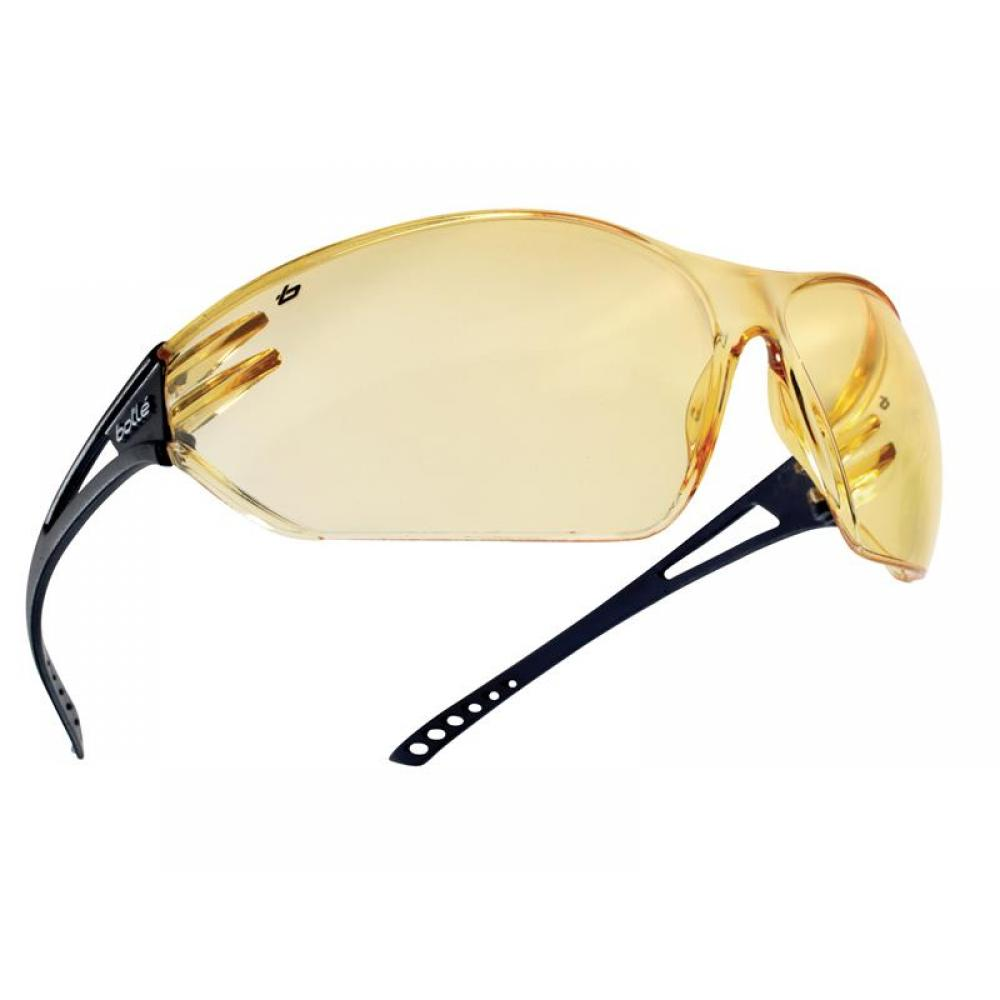 Bolle Safety SLAM Safety Glasses - Yellow SLAPSJ