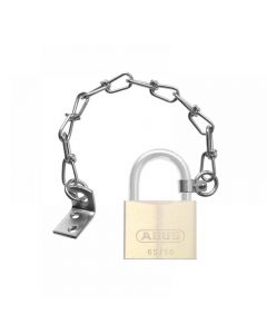 ABUS Mechanical Chain Attachment Set for 30-50mm Padlock 46275 7