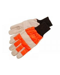 ALM CH015 Chainsaw Safety Gloves - Left Hand protection