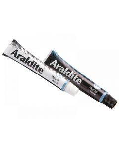 Araldite Steel Epoxy 2 x 15ml Tubes