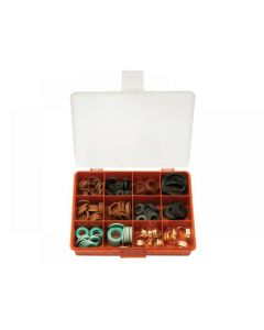 Arctic Hayes Plumbers Essential Washer Kit, 210 Piece