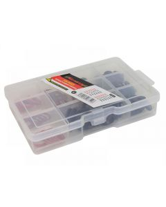Arctic Hayes Popular Plumbers Washer Kit 144 Piece 557000