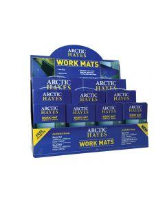 Arctic Hayes Work Mat Display Box