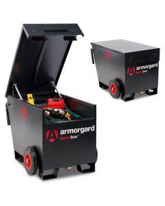 Armorgard Barrobox Mobile Site Security Box 750 x 1070 x 735mm