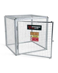 Armorgard Gorilla Bolt Together Gas Cage Range