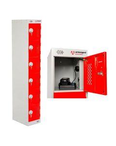 Armorgard PowerStation 6 Door Charging Locker 300 x 450 x 1800mm