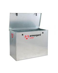 Armorgard ToolBin Galvanised Storage Box 1165 x 560 x 860mm