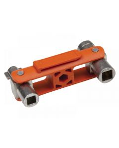 Bahco 5-in-1 Switch Cabinet Master Key MK5