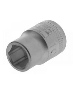 Bahco Hexagon Socket Metric Series SBS60 1/4in Drive Range