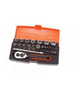 Bahco SL5 Socket Set Range