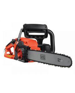 Black and Decker CS2245 Corded Chainsaw 45cm Bar 2200W 240V
