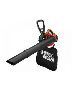 Black and Decker GWC3600L20 Cordless Blower Vac 36V 1 x 2.0Ah Li-ion