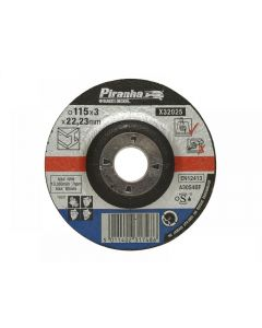 Black and Decker X32025 Proline Metal Cut Off Disc 115mm