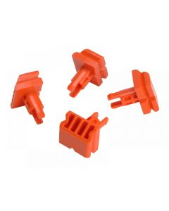 Black and Decker X40400 Vice Pegs for Workmate Pack of 4 X40400