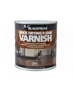 Blackfriar Duratough Floor Varnish Satin 1 Litre BF0270002D2