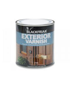 Blackfriar Exterior Varnish Range