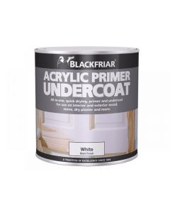 Blackfriar Quick Drying Acrylic Primer Undercoat Range
