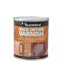Blackfriar Quick Drying Duratough Interior Varnish Range