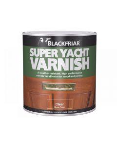 Blackfriar Super Yacht Varnish Range