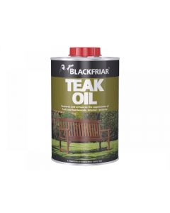 Blackfriar Teak Oil Range
