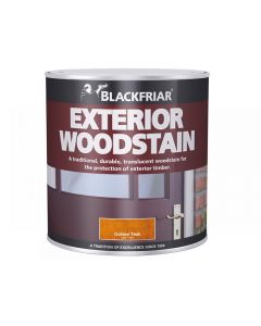 Blackfriar Traditional Exterior Wood Stain Range