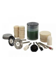 Blue Spot Tools Cleaning & Polishing 20 Piece Kit