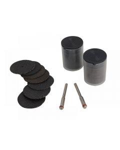 Blue Spot Tools Cut Off Wheel Accessory Kit 85 Piece