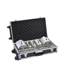 Bosch Diamond Dry Core Cutter Set of 5 Plus Accessories G 1/2in 11 Piece