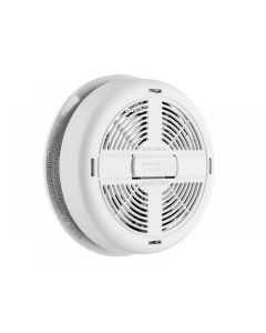 BRK 670MBX Ionisation Smoke Alarm  Mains Powered with Battery Backup 670MBX