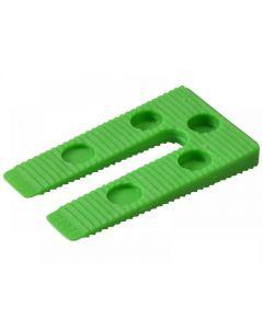 Broadfix Green Precision Wedges Bag 100