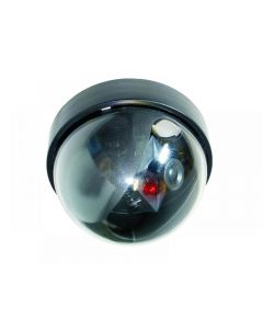 Byron CS44D Dummy Dome Camera with Flashing Light CS44D