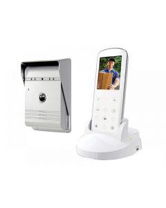 Byron VD36W Wireless Walkabout Video Door Intercom VD36W