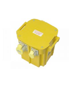 Carroll Meynell 5003/3 Transformer Triple Outlet Rating 5 kVA Continuous 2.5kVA