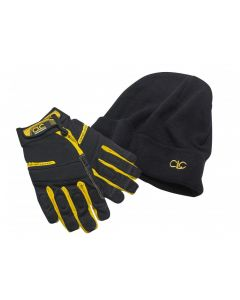CLC Construction Flexigrip Hi-Dexterity Gloves & Beanie Hat