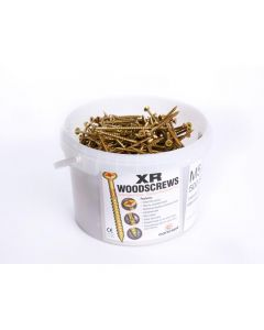 Concept XR Gold Woodscrew Tubs Range