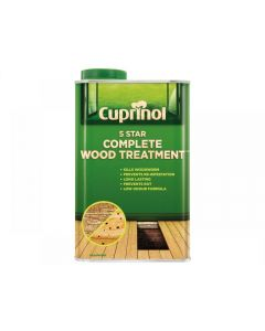 Cuprinol 5 Star Complete Wood Treatment Range