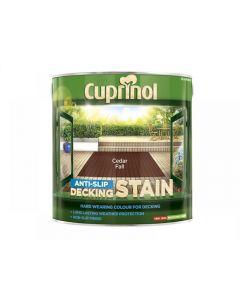 Cuprinol Anti Slip Decking Stain Range