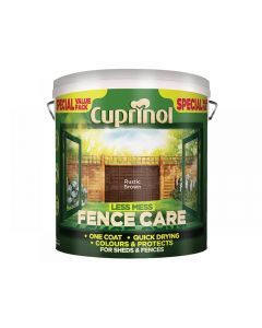 Cuprinol Less Mess Fence Care Range