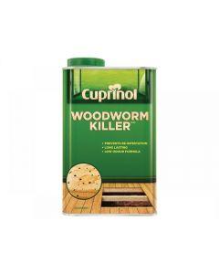 Cuprinol Low Odour Woodworm Killer Range
