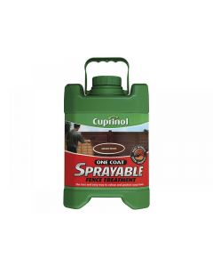 Cuprinol Spray Fence Treatment Range