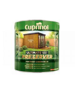 Cuprinol Ultimate Garden Wood Preserver Range