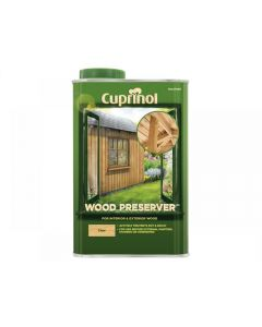 Cuprinol Wood Preserver Treatment Range