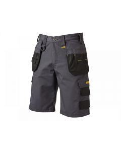 DeWalt Cheverley Lightweight Grey Polycotton Shorts Range