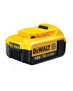 DeWalt DCB18 XR Li-Ion Slide Battery Pack Range